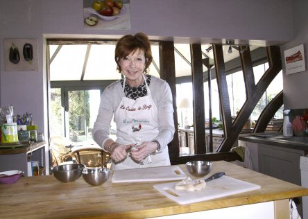 cooking course france