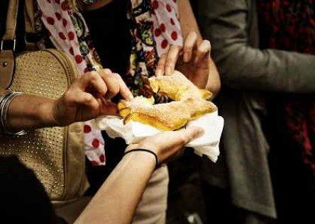 Food tasting Provence