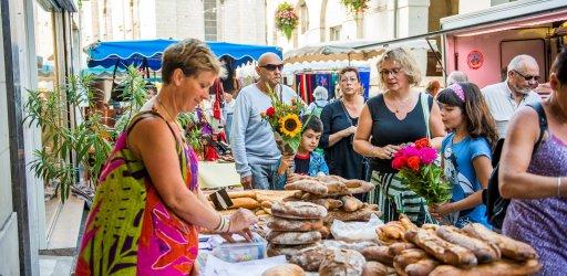 Farmers Markets in Touraine